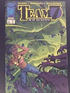 Team 7: Dead Reckoning #3 (1996)