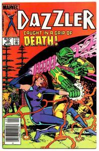 Dazzler #39 X-Men Solo Series (Marvel, 1985) FN