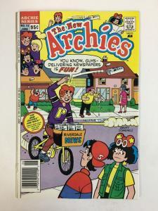 NEW ARCHIES (1987-1990)15 VF-NM Jun 1989 COMICS BOOK