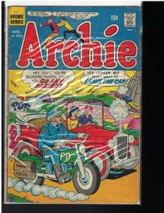 Archie #202 (1970)
