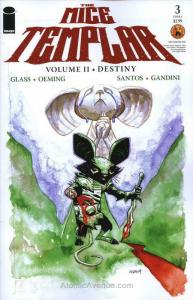 Mice Templar, The (Vol. 2) #3A FN; Image | save on shipping - details inside