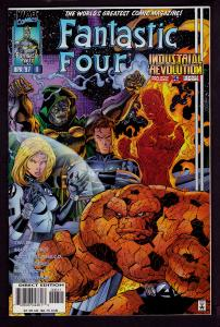 Fantastic Four #6 (2nd Series, Apr 1997, Marvel)   7.5 VF-