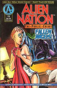 Alien Nation: The Public Enemy #2 FN; Adventure | save on shipping - details ins