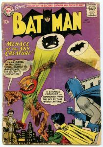 Batman 135 Oct 1960 FA (1.0)