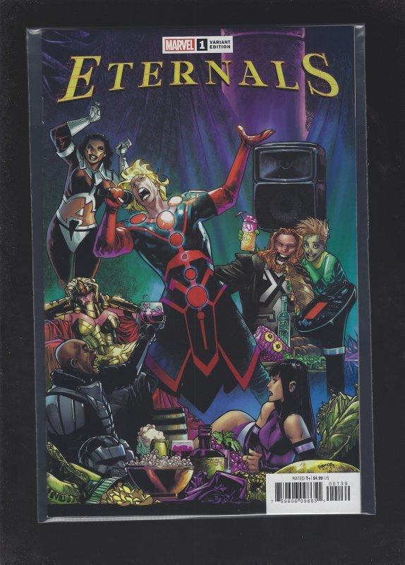 Eternals #1 Variant
