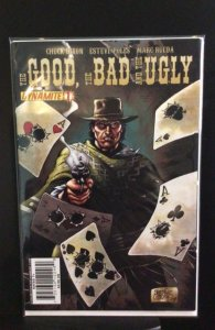 The Good, The Bad, and The Ugly #1-3 (2009)