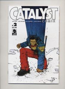 Catalyst Comix #2 (2013)