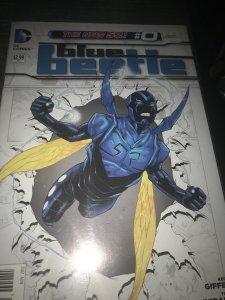 DC Blue Beetle #0 Mint The New 52