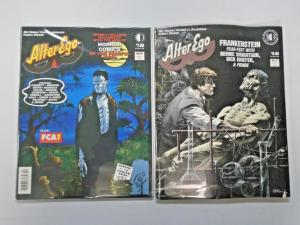 Alter Ego Horror Lot 2 different books 8.0 VF (years vary)