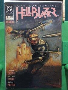 John Constantine Hellblazer Annual  #1