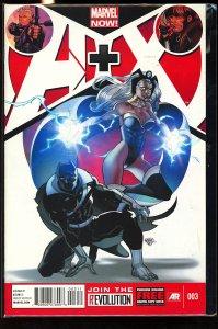 A+X #3 (2013)