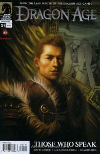 Dragon Age: Those Who Speak #1 VF; Dark Horse   save on shipping - details insid