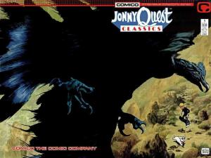 Jonny Quest Classics #1 VF; COMICO | save on shipping - details inside