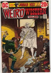 Weird Western Tales #16 (Mar-73) VF- High-Grade Jonah Hex