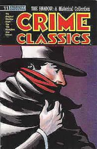 Crime Classics #11 FN; Eternity | save on shipping - details inside