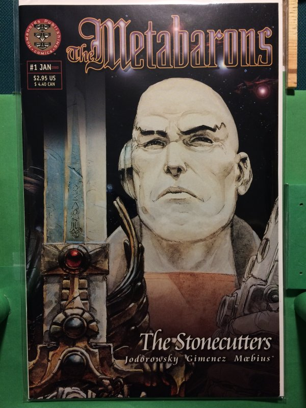 The Metabarons #1