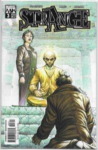 Strange (vol. 1, 2004) #3 of 6 FN Doctor Strange, Straczynski/Barnes/Peterson