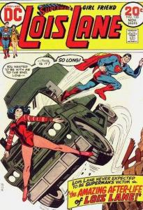 Superman's Girl Friend Lois Lane #135, Fine (Stock photo)