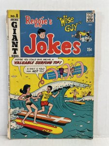 Reggie's Wise Guy Jokes #8 (1969) Unlimited Combined Shipping