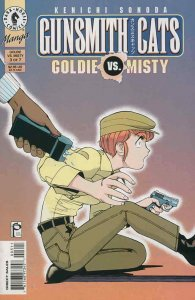 Gunsmith Cats: Goldie vs. Misty #3 FN; Dark Horse | save on shipping - details i