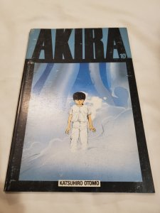 Akira 10 Fine- or better Cover by Otomo