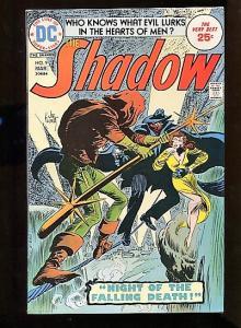SHADOW COMICS (1975)  #7, #8, #9  THREE BOOKS  9.2  WHITE PAGES HIGH GRADE