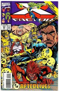 X-Factor #101 (Marvel, 1994) VF