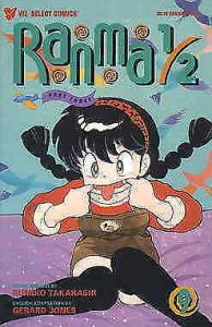 Ranma 1/2 Part 3 #9 VG; Viz | low grade comic - save on shipping - details insid