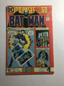 Batman 260 Vf- Very Fine- 7.5 DC Comics
