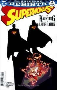 Superwoman #4 VF/NM; DC | save on shipping - details inside