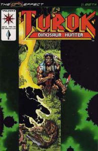 Turok, Dinosaur Hunter #16 FN; Valiant | save on shipping - details inside
