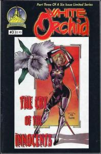 White Orchid #3 VF; Atlantis   save on shipping - details inside