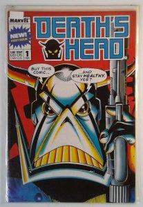 Death's Head: Freelance Peacekeeping Agent #1 (2020) Marvel 6.5 FN+ Comic Book