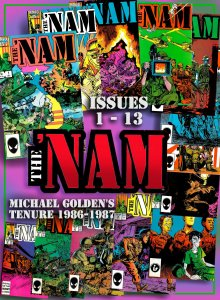 THE 'NAM (1986-1987) 8.0 VF 1st 13 Issues of Marvel's Acclaimed Vietnam War Saga