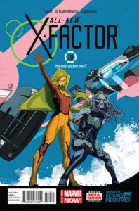 All-New X-Factor #10, NM- (Stock photo)