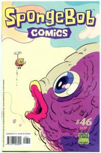 SPONGEBOB #46, NM, Square pants, Bongo, Cartoon comic, 2011, more in store