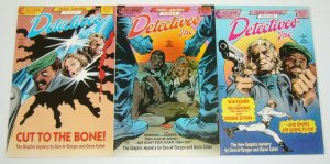 Detectives, Inc: A Terror of Dying Dreams #1-3 VF/NM complete set DON MCGREGOR