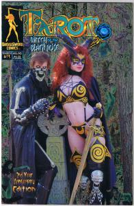 TAROT WITCH of the Black Rose #13 Photo Variant, VF+, Jim Balent, 2000