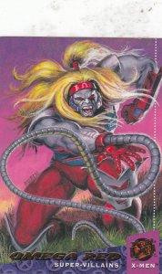 1994 FLEER ULTRA X-MEN #61 VF/FN OMEGA RED SUPERVILLAINS MARVEL CARD