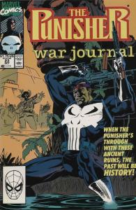 Punisher War Journal, The #23 VF/NM; Marvel | save on shipping - details inside
