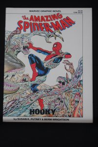 The Amazing Spider-Man, Hooky, First Print
