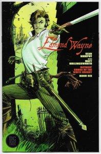 Batman Curse Of The White Knight #6 Variant Cvr (DC, 2020) NM