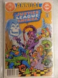 JUSTICE LEAGUE OF AMERICA ANNUAL # 1