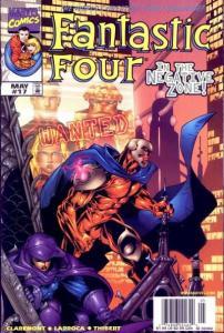 Fantastic Four (1998 series) #17, VF+ (Stock photo)
