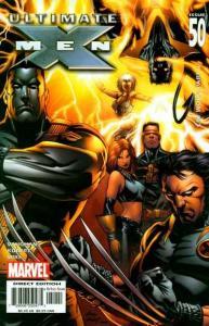 Ultimate X-Men (2001 series) #50, NM (Stock photo)