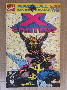 X-Factor Annual #6 (1991)