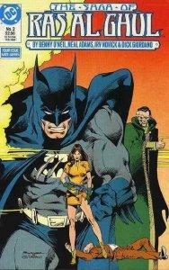Saga of Ra's Al Ghul #2 FN; DC | save on shipping - details inside