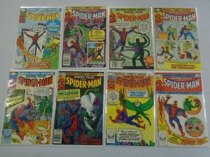 Marvel Tales lot 42 from #138-192 Spider-Man 60's reprint 6.0 FN (1982-86)