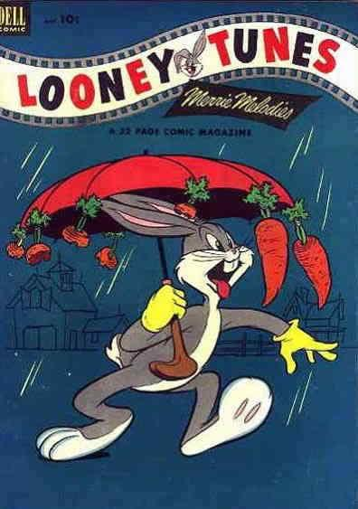 Looney Tunes and Merrie Melodies Comics #139 FN; Dell | save on shipping - detai
