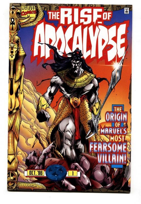rise of apocalypse 1 comic book marvel origin issue 1996 hipcomic